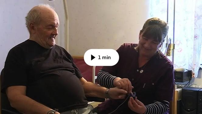 """Villy om att få vård i hemmet: """"Det här har jag tjatat om i åratal"""""""