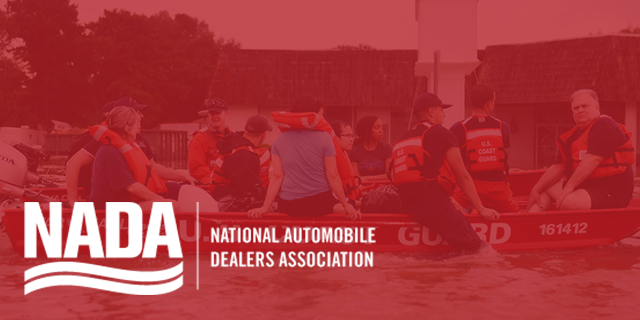 NADA Dealer Disaster Relief
