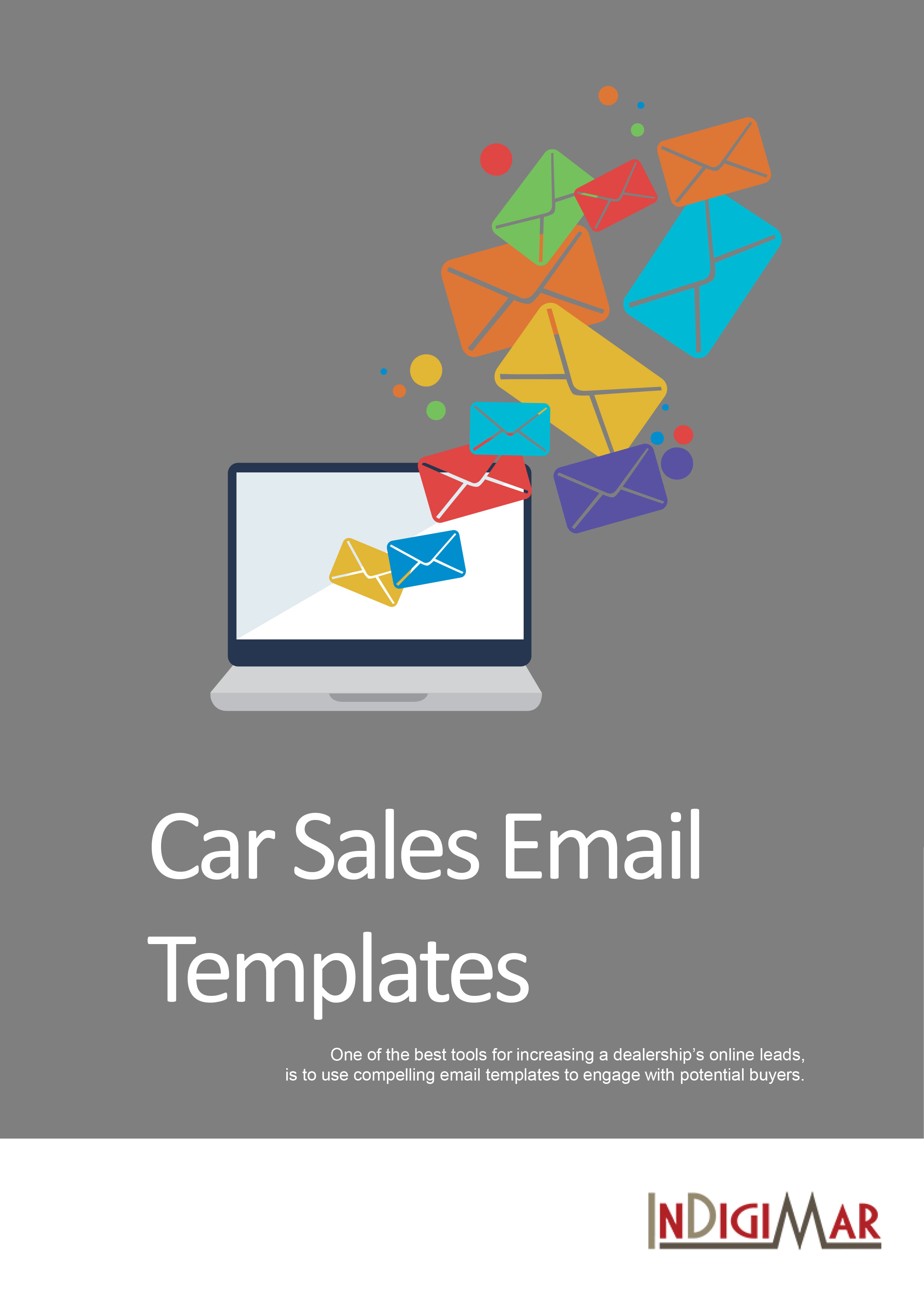 Car Sales Email Templates