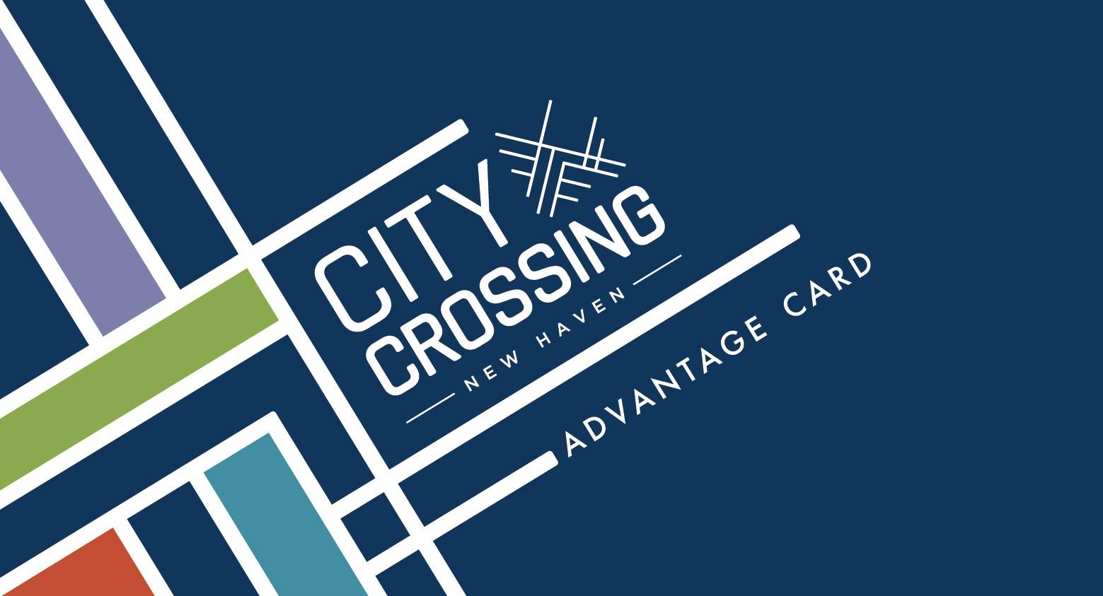 City Crossing Advantage Card
