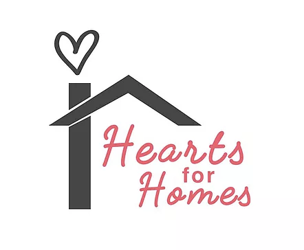 hEARTS FOR HOMES LOGO
