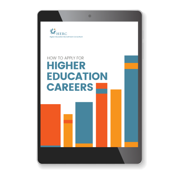Image- How to Apply for Higher Education Careers by HERCjobs.org