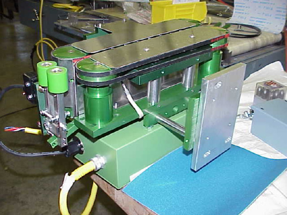 SPS Green Machine Side View