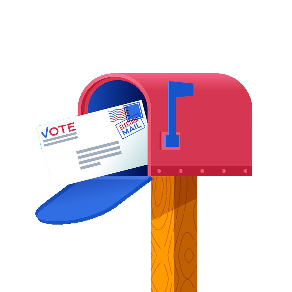 vote mail