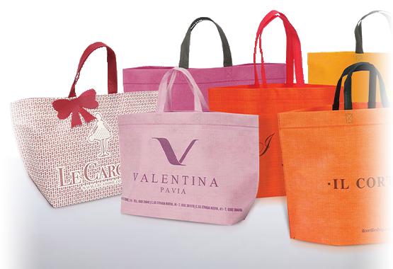 Una shopper per tutte le esigenze