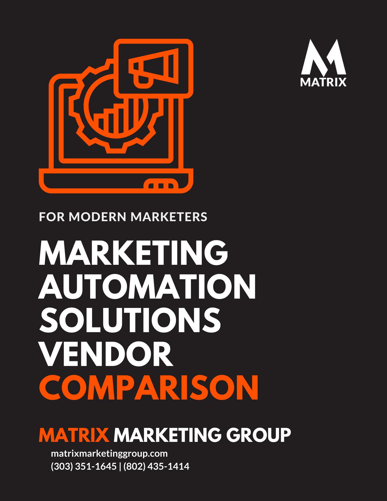 Top 6 Marketing Automation Competitive Guide