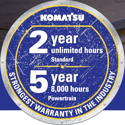 Industry Leading Warranty