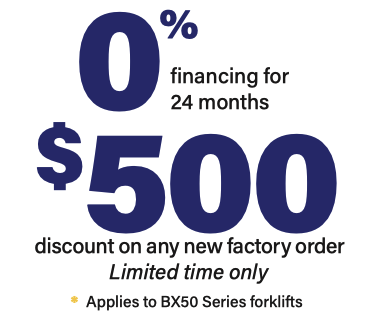 0% financing for 24 months