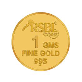 Gold 995 1 gram