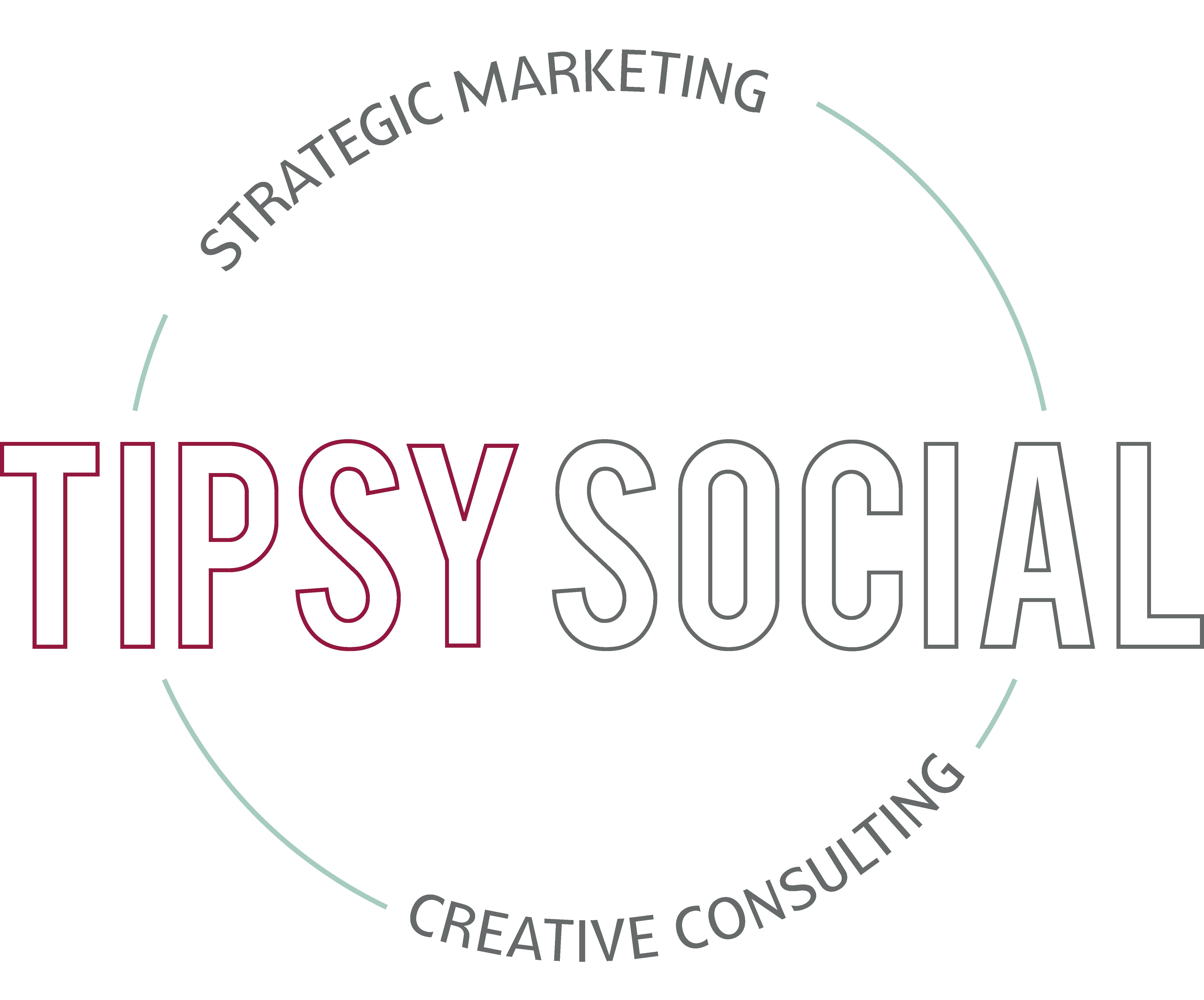 Tipsy Social Logo