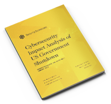 Cybersecurity Impact Analysis of US Government Shutdown