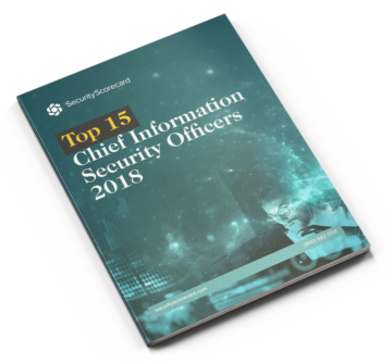 Top 15 Chief Information Security Officers 2018