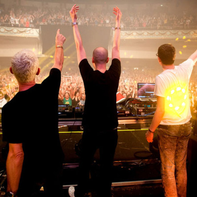Above & Beyond live