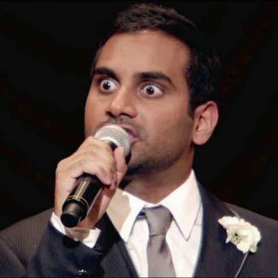Aziz Ansari live