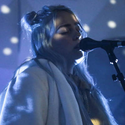 Billie Eilish live