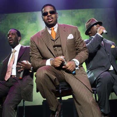 Boyz II Men live