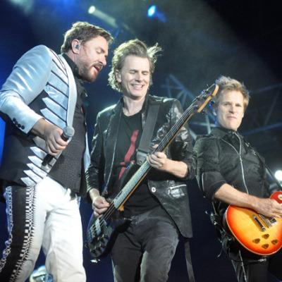 Duran Duran live