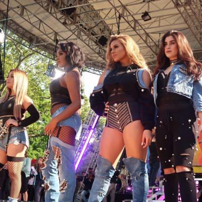 Fifth Harmony live