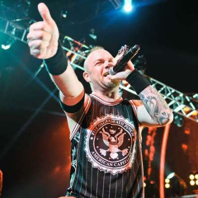 Five Finger Death Punch live