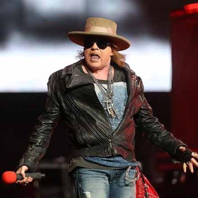 Guns N' Roses live