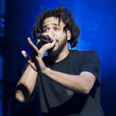 J. Cole live