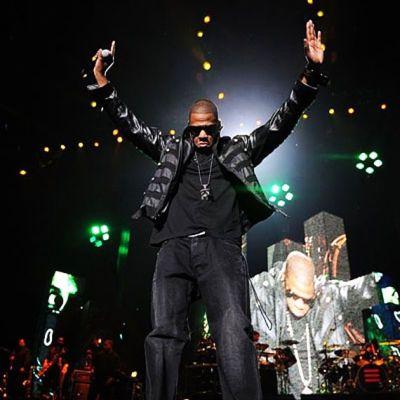 Jay-Z live