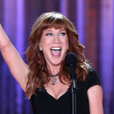 Kathy Griffin live