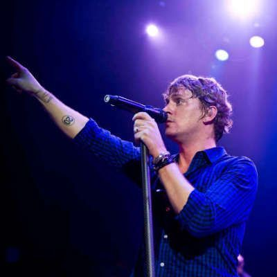 Matchbox Twenty live
