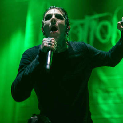 Motionless In White live