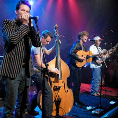 Old Crow Medicine Show live