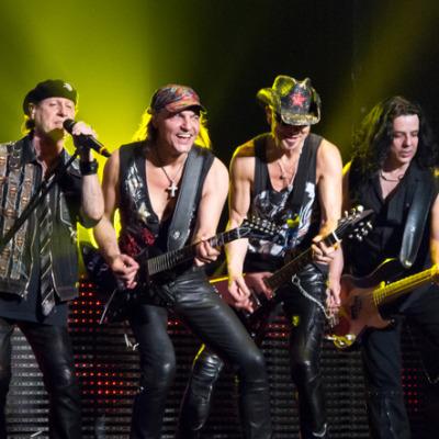 Scorpions live