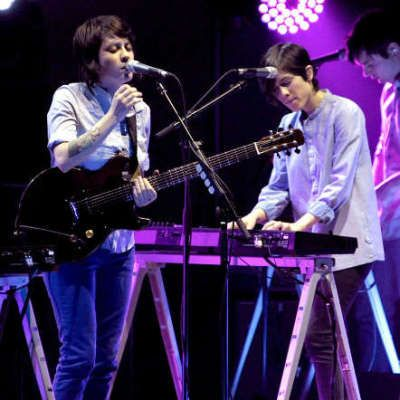 Tegan & Sara live