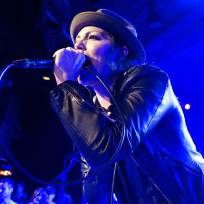 The Interrupters live