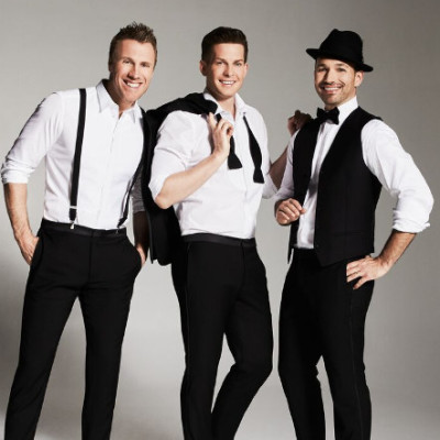 The Tenors live