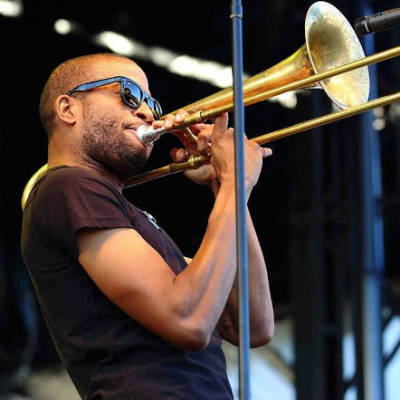 Trombone Shorty And Orleans Avenue live