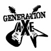 Generation Axe Tour Dates