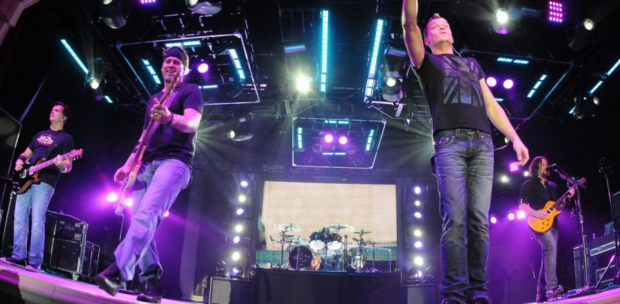 3 Doors Down tour dates