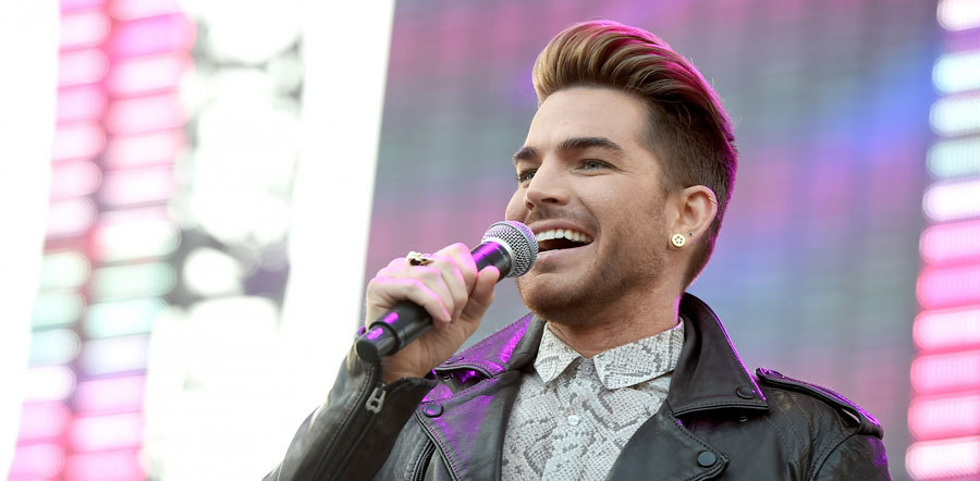 Adam Lambert tour dates