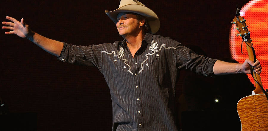 Alan Jackson tour dates