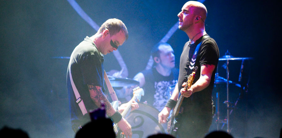 Alkaline Trio tour dates