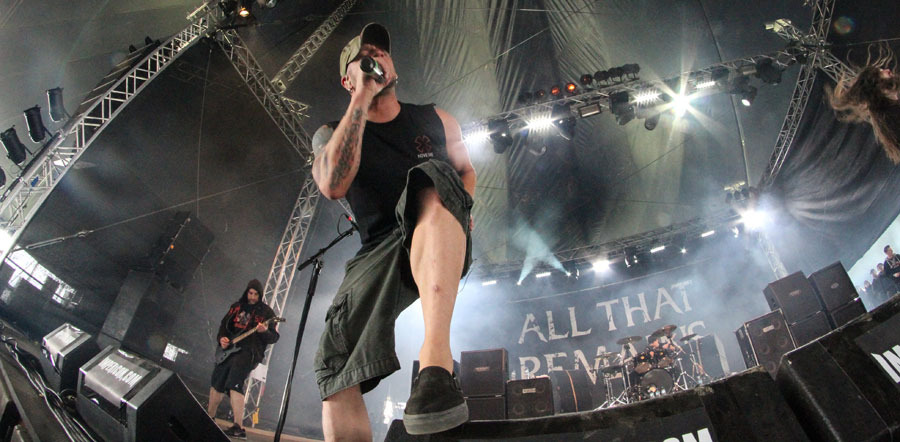All That Remains tour dates