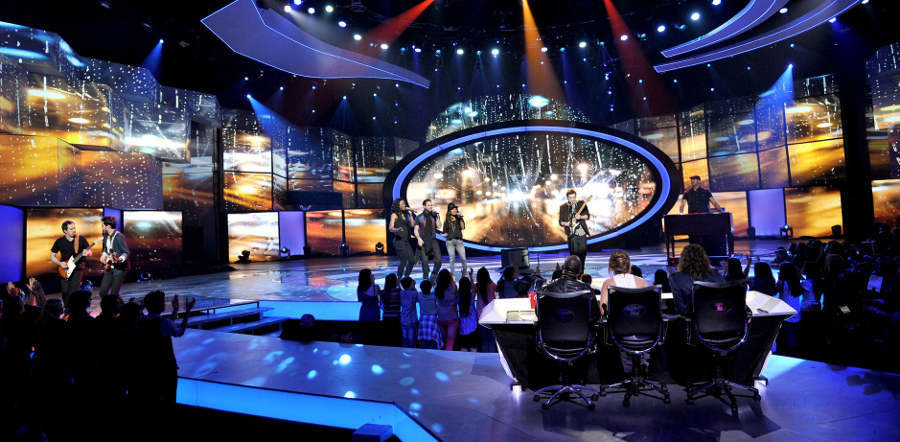 American Idol Live tour dates