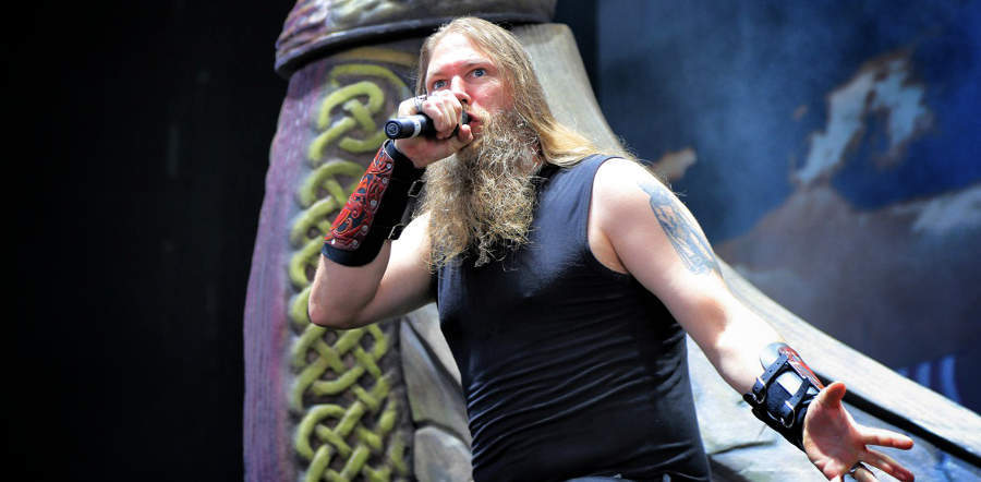 Amon Amarth tour dates