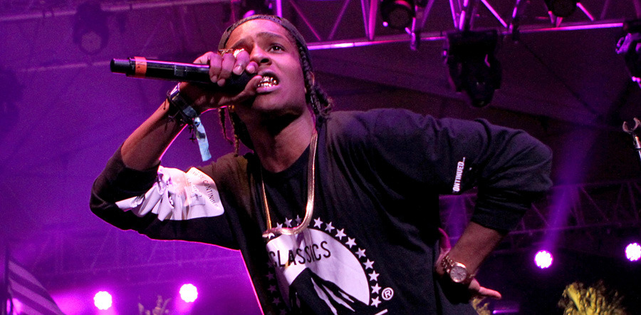 ASAP Rocky tour dates