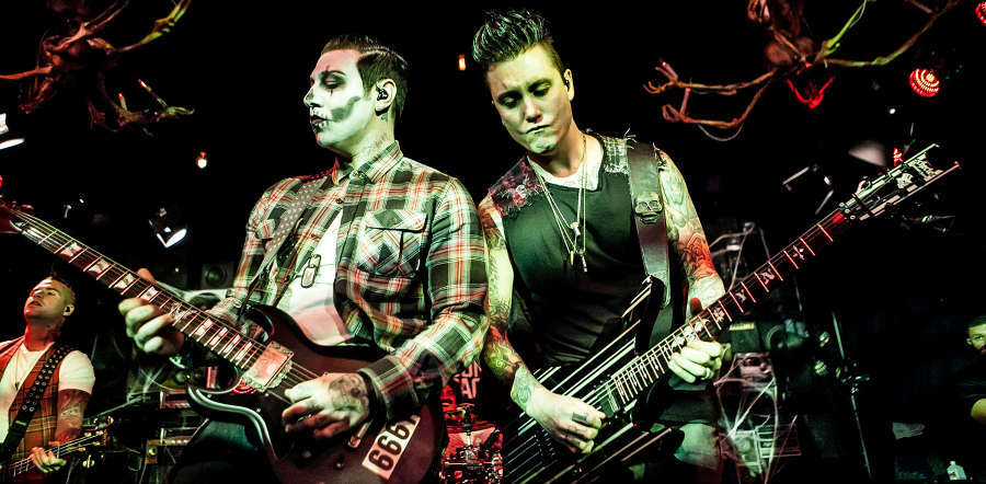 Avenged Sevenfold tour dates