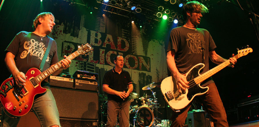 Bad Religion tour dates