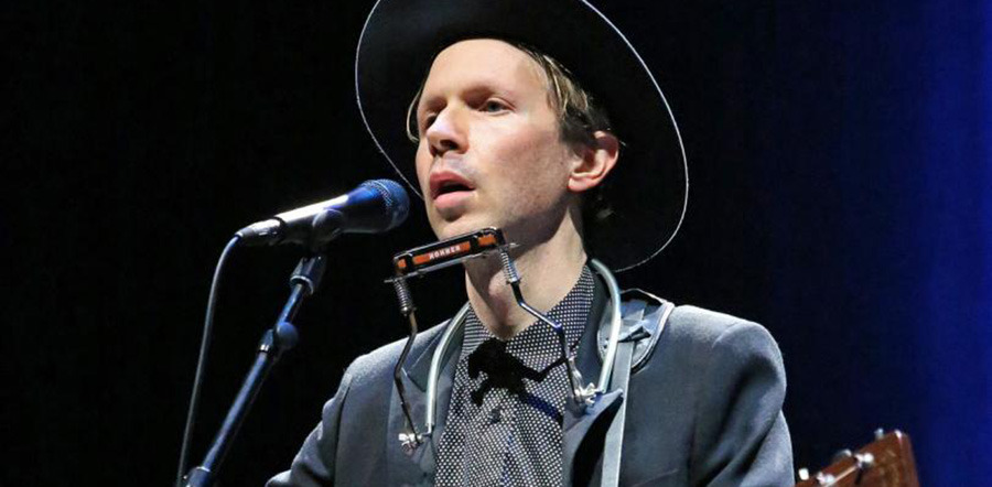 Beck tour dates