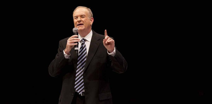 Bill O'Reilly tour dates