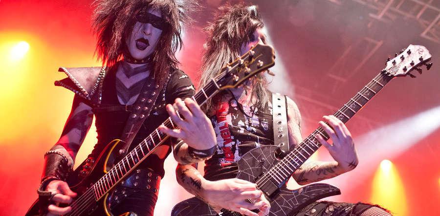 Black Veil Brides tour dates
