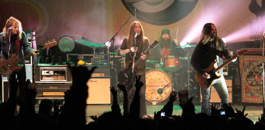 Blackberry Smoke tour dates